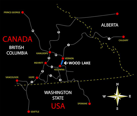 Wood Lake Resort - RV Park & Marina, Okanagan, BC Kamloops Maps And Directions on rankin inlet map, british columbia map, jasper map, langley map, ft st john map, mount edziza map, fernie map, shuswap lake provincial park map, whistler map, st. catharines map, coquitlam map, coquihalla pass map, fraser valley regional district map, salmon arm map, summerside map, quesnel lake map, vancouver map, victoria map, gillam map, canadian rockies map,